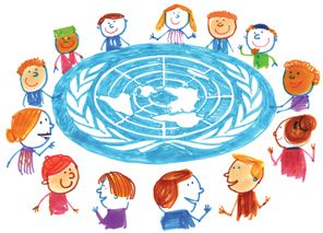 Children's Rights Alliance in Ireland - webpage gives info about the UN…