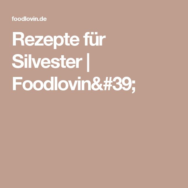 1000+ Ideas About Silvester Party On Pinterest Last Minute Tipps Silvester Party