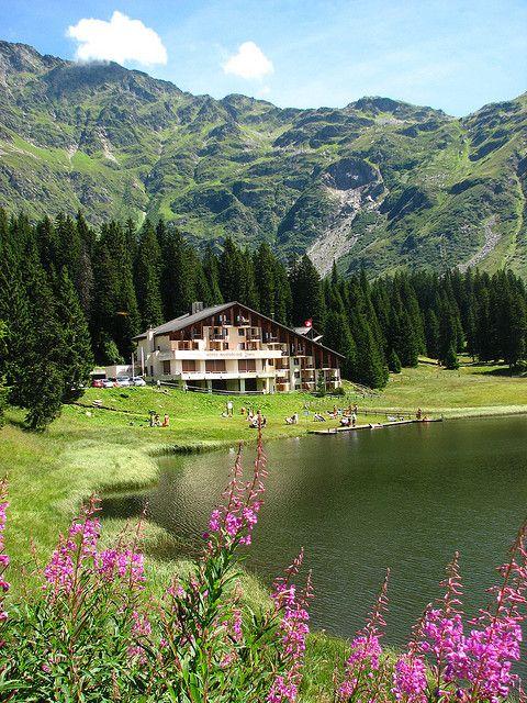 Moesa, Graubünden, Switzerland