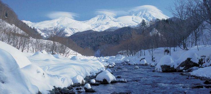 Shiretoko, Hokkaido, Japan