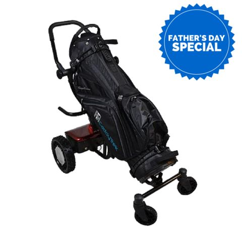 CaddyTrek R2 Smart Robotic Electric Golf Bag Cart Caddy - Hoverboards and Personal Transporters - CaddyTrek - MaxStrata - Father's Day - Dad - Free Gifts - Free Accessories - Scorecard Holder - Cup Holder - Caddy Organizer Bag
