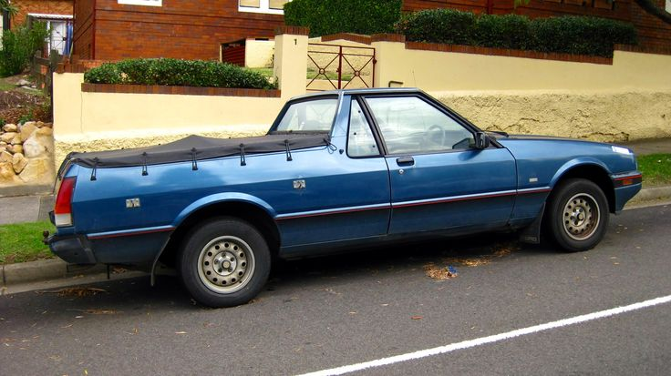 1985 Ford Falcon (XF) UTE