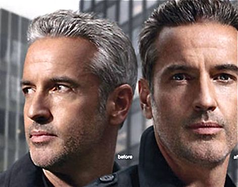 17 best men images on Pinterest | Grey hair men, Silver foxes and ...
