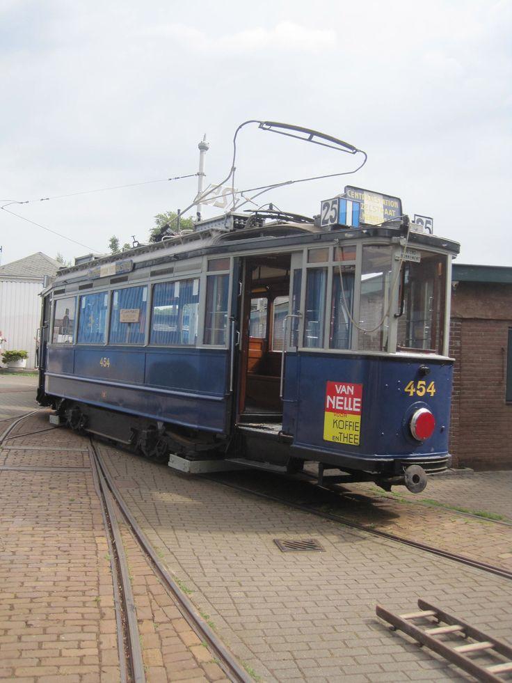 Amsterdam tram of 1929