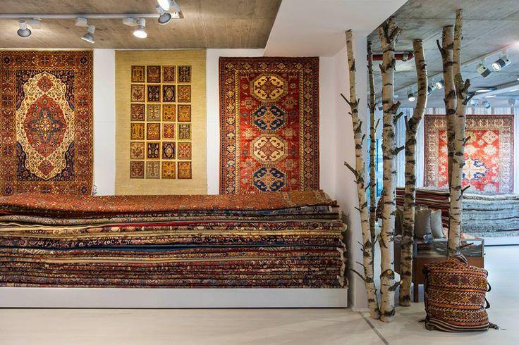 KHODAI - Handmade Carpets Showroom zeitgenössische Teppiche