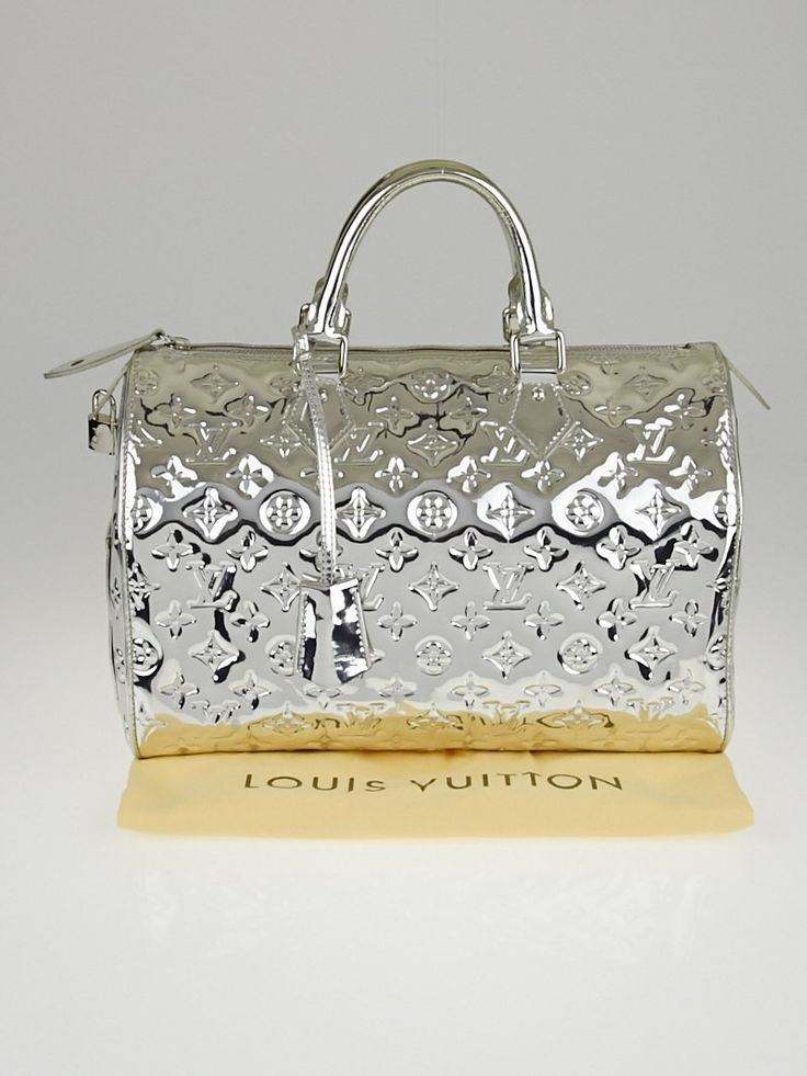 47 best miroir speedy images on pinterest monograms for Louis vuitton monogram miroir