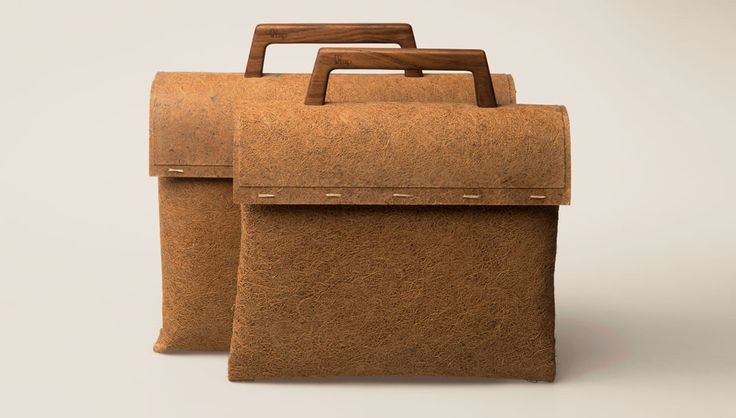 Tree Bag sac biodégradable par reWrap - Blog Esprit Design Comme son nom l'indique, c'est un sac biodégradable qui permet à la fois de protéger ses affaires et ses fournitures. - ECOLOGIQUE