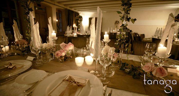 décoration spécialisée dans les mariages. Decoration salle mariage ...