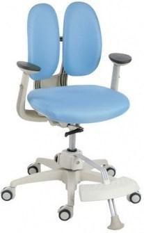 Детское ортопедическое Kids Sponge ai-50  — 36000р. ------------ Детские ортопедические кресла Kids ai-50 подстраиваются под индивидуальные физические особенности и регулируется в процессе роста ребенка от 5-ти до 15-ти лет. Регуляторы позволяют настроить кресло на максимальный комфорт, поддерживая правильную осанку ребенка, газ-патрон дуалиндр с выбором режимов (вращающееся кресло / невращающееся кресло) и фиксирующиеся колёсики разработаны для того, чтобы помочь ребенку сосредоточиться на…