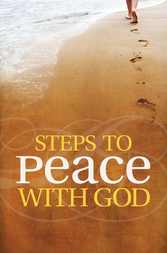 Steps to Peace with God | Tracts | Crossway