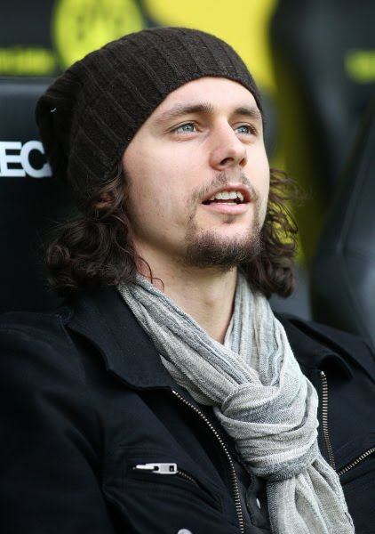 Neven Subotić (Serbian footballer who plays as a centre-back for the German Bundesliga club Borussia Dortmund and the Serbia national football team. He made his first-team debut in the 2006–07 season for 1. FSV Mainz 05.) ♥