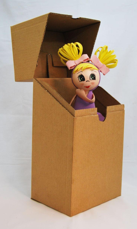 Packaging para Fofucha
