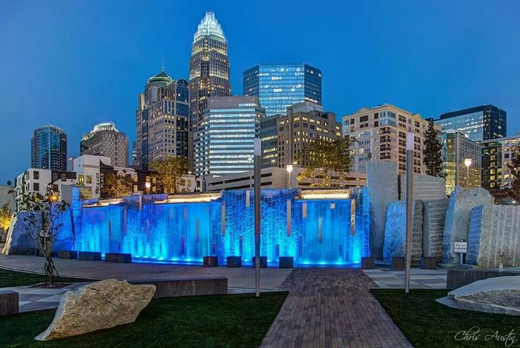 Our beautiful hometown...Charlotte, NC! Pinned by Spark Strategic Ideas www.sparksi.com