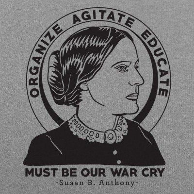 Susan B. Anthony T-Shirt by 6 Dollar Shirts. Thousands of designs available for men, women, and kids on tees, hoodies, and tank tops.