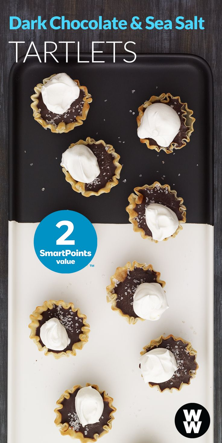 Salty + Sweet = the perfect dessert combo. You and your kids will love this 2 SmartPoint treat. Tap to get the full recipe.