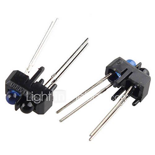 tcrt5000 réfléchissante capteur optique infrarouge infrarouge interrupteur ir pour Arduino (2 pcs) de 4693851 2017 à €2.93