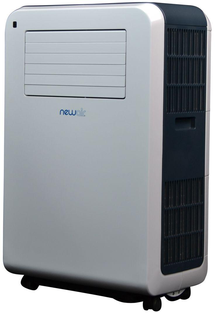 NewAir AC-12200E 12,000 BTU Portable Air Conditioner