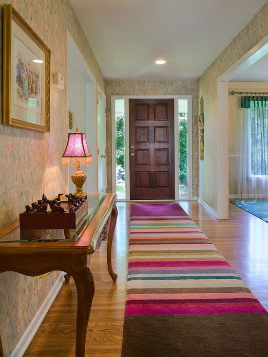Beautiful Entrance Rug Design, Pictures, Remodel, Decor And Ideas