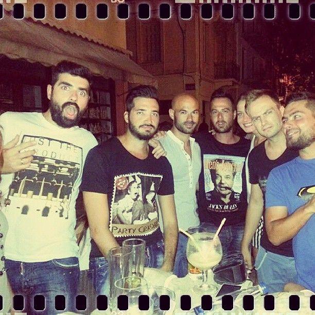 Party Crasher in Nafplio, Greece!