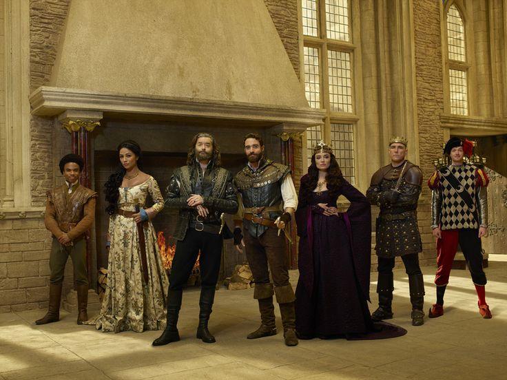#Galavant Cast.