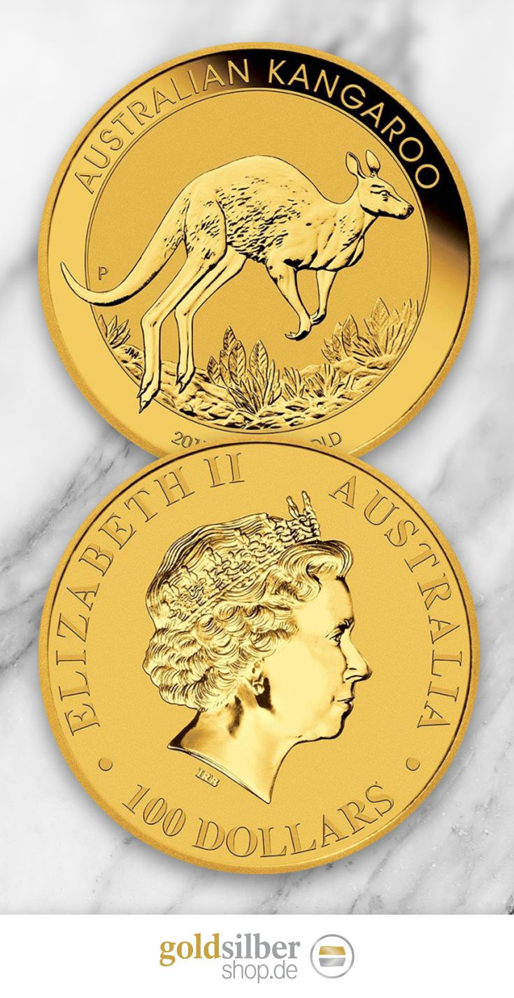 Australien Känguru Goldmünze (1 Unze)