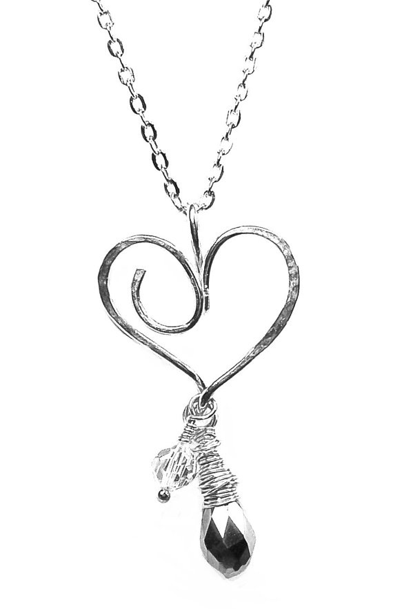 16 best images about Jewelry on Pinterest | Heart charm, Jewelry ...