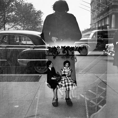 ♥ Vivian Maier