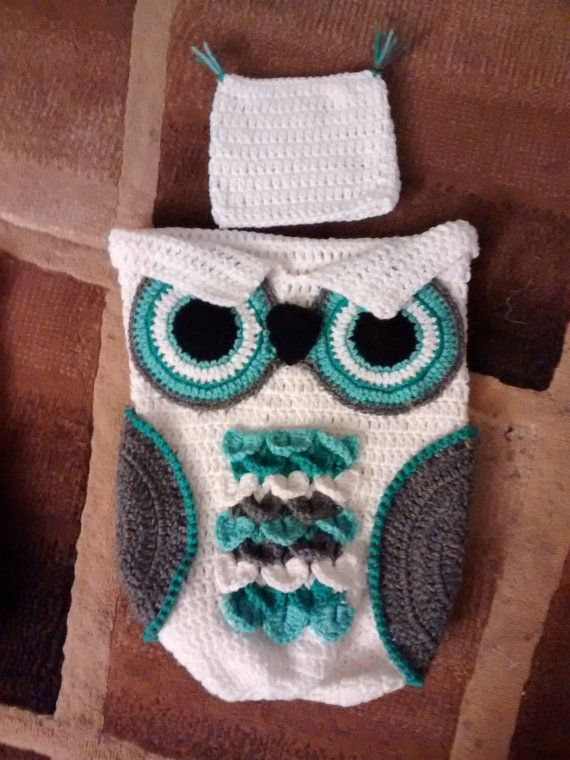 ... Crocheted Owls on Pinterest Crocheting, Owl Patterns and Owl Hat