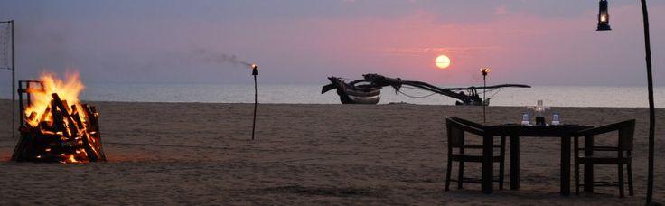 Serene beach town in the West Coast of Sri Lanka - Negombo