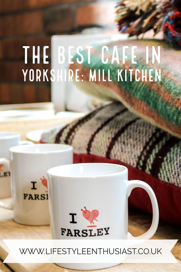 The best brunch in Yorkshire, my favourite cafe in Farsley for breakfast. Review of Mill Kitchen Farsley, Leeds on the Lifestyle Enthusiast blog.