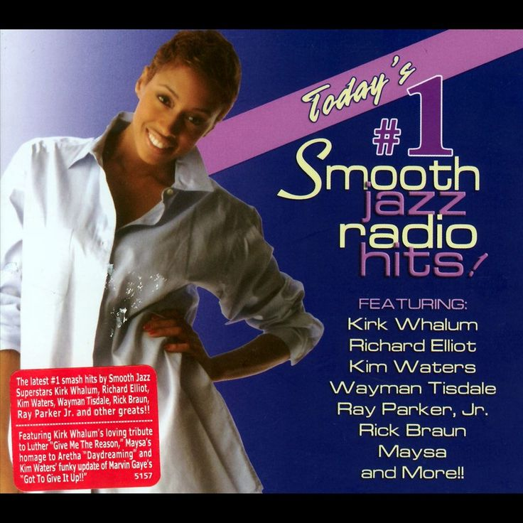 Today's #1 Smooth Jazz Radio Hits!