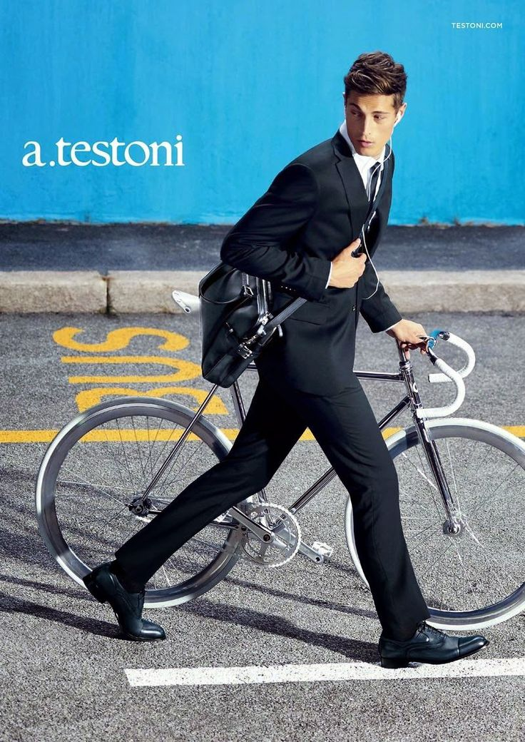 Cigno in the campaign of advertising - spring/summer 2015 by A. Testoni
