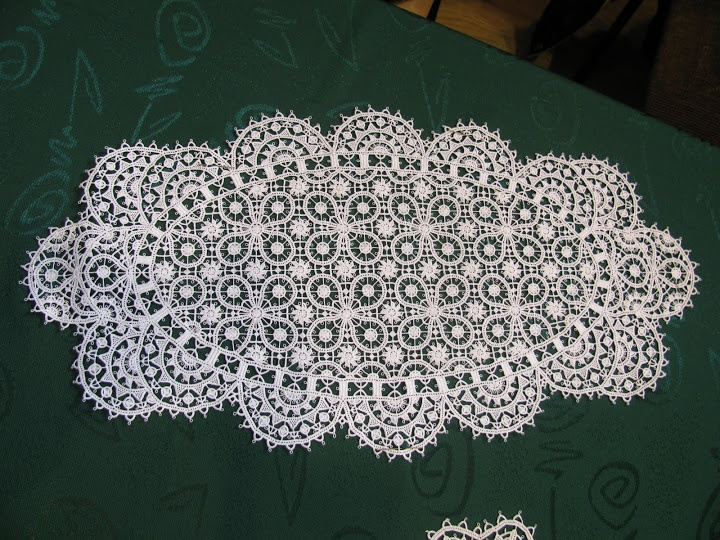 Lace from Pag, Croatia