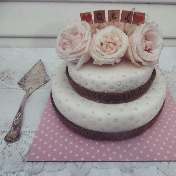 our cake #cake #engagementparty #engagement #party #eventstyling #event #marriage #vintage #floral  #lace  #cakemaking