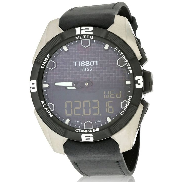 Tissot T-Touch Mens Watch T0914204605100