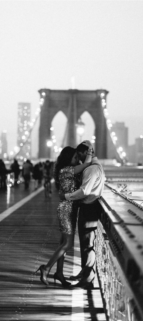 Night out on the bridge