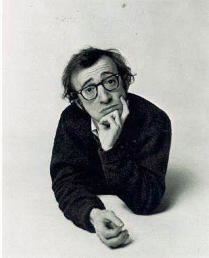 WoodyFilm, American Actor, Woodyallen, Philippe Halsman, Movie, Portraits, Woody Allen Quotes, People, Photography