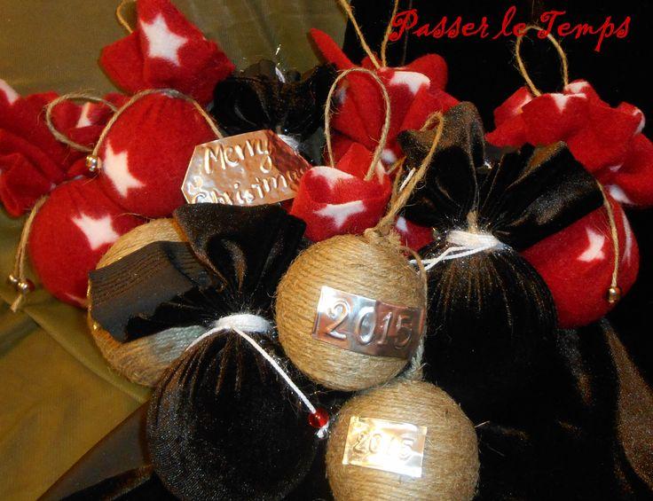 Christmas 2014 edition balls!
