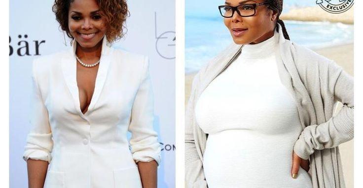 50-летняя Джанет Джексон наконец показала беременный живот - Cosmo.Ru