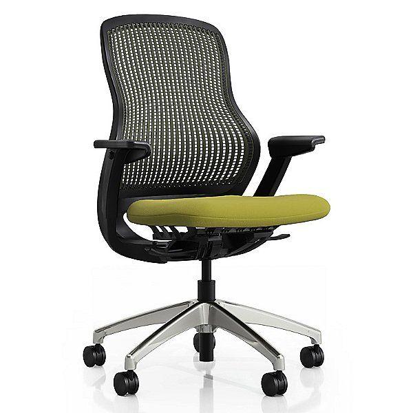 Knoll Regeneration Office Chair 44 1 Hp 4 S L Hc Dk 10 Usf Ru05