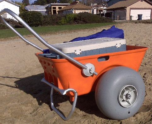 25 best ideas about beach cart on pinterest beach cart for Fishing carts for sale