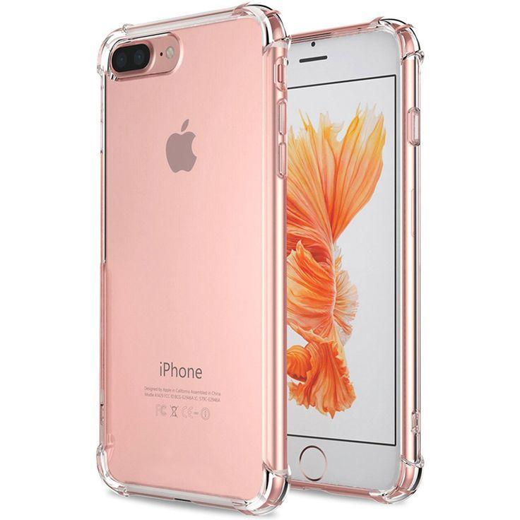 Kaufen Luxus Antiklopf Transparent Fallen Fur Iphone X 6 6 S 7 8 Plus 10 Silik Transparent Iphone 8 Plus Case Transparenti Iphone Iphone 7 Plus Iphone Cases