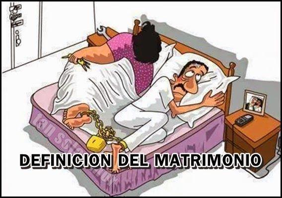 tan solo amor: DEFINICION DEL MATRIMONIO