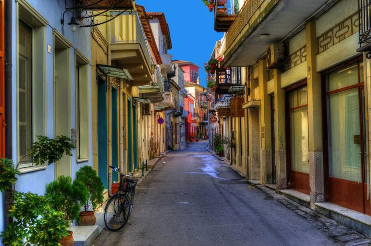 Nafplio old town (Greece)