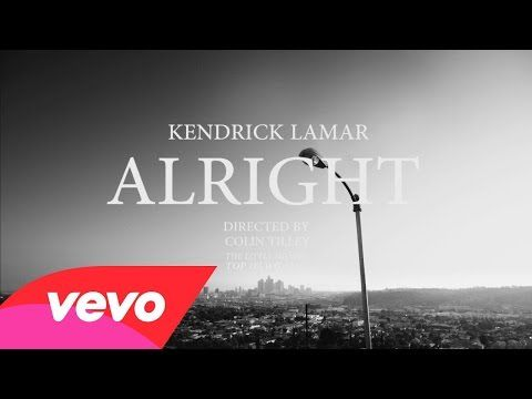 "Kendrick Lamar Floats Through L.A. Like a Superhero In a Video That's More Than ""Alright"" 