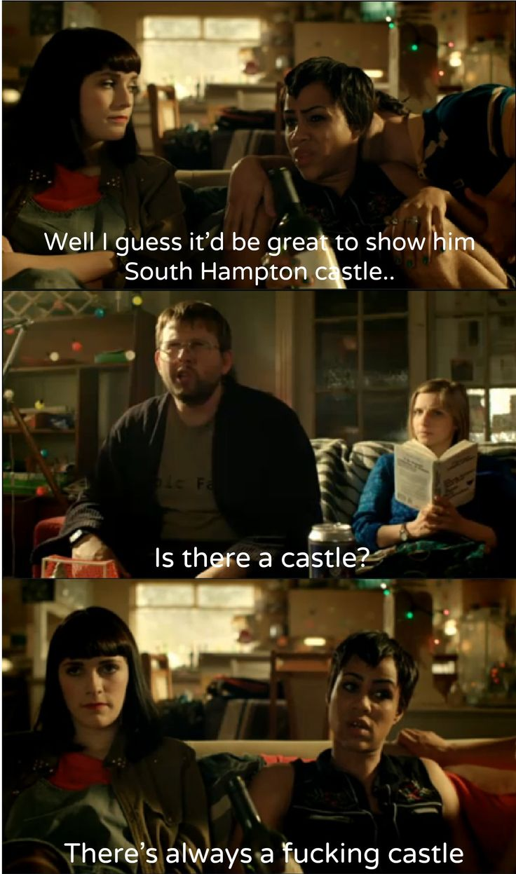 It would rock to live in a country with that many castles.