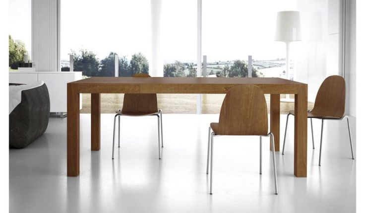 Ondarreta Contract  Mesas  Familia Lur, armazón madera de haya y