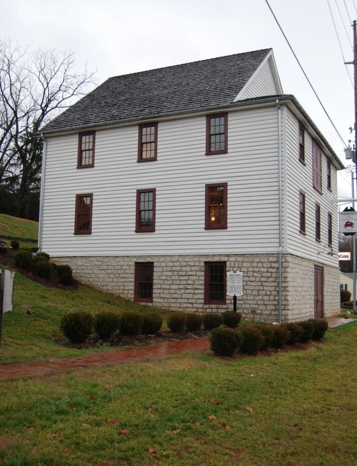 southern heritage barns