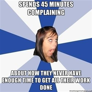 2. Annoying Co-Workers. | 13 Office Nightmares! Brought to you by Shoplet.com - everything for your business.