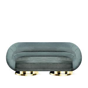 Mansfield Sofa | Essential Home | Mid Century Furniture